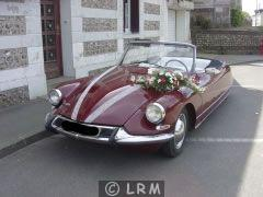 CITROËN DS 19 cabriolet (Photo 1)