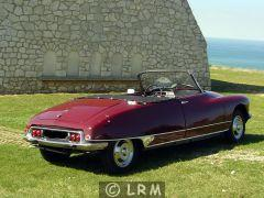 CITROËN DS 19 cabriolet (Photo 4)