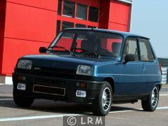 RENAULT 5 Alpine Turbo (Photo 1)