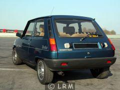 RENAULT 5 Alpine Turbo (Photo 3)