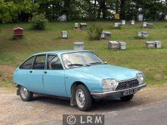 CITROËN GS (Photo 1)