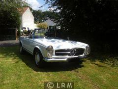 MERCEDES 280SL Pagode (Photo 1)
