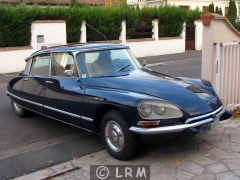 CITROËN DS 21 IE (Photo 1)