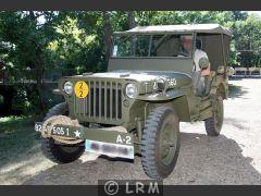 Hotchkiss M 201 Jeep (Photo 1)