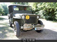 Hotchkiss M 201 Jeep (Photo 2)