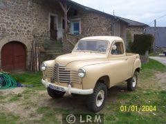 RENAULT Colorale 4x4 Pick-Up (Photo 1)