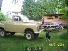 RENAULT Colorale 4x4 Pick-Up (Photo 3)