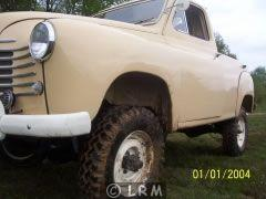RENAULT Colorale 4x4 Pick-Up (Photo 4)