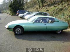 CITROËN SM Maserati (Photo 1)