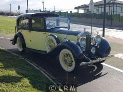 ROLLS ROYCE 25/30 Sedanca de ville (Photo 1)