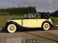 ROLLS ROYCE 25/30 Sedanca de ville (Photo 2)