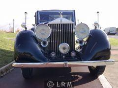 ROLLS ROYCE 25/30 Sedanca de ville (Photo 3)
