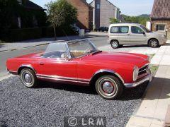 MERCEDES 230 SL Pagode (Photo 2)