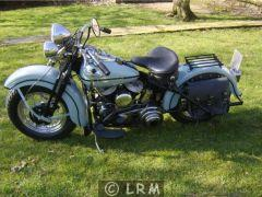 Harley Davidson WLA 1944 Civil (Photo 1)