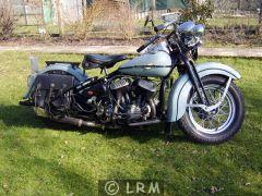 Harley Davidson WLA 1944 Civil (Photo 2)