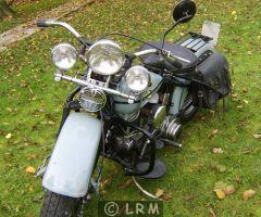 Harley Davidson WLA 1944 Civil (Photo 4)