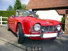 TRIUMPH TR 4 (Photo 1)