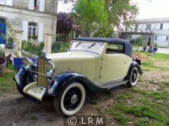 DELAGE Cabriolet (Photo 1)