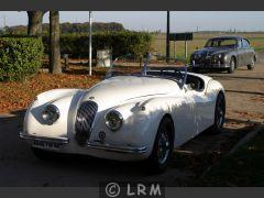 JAGUAR XK 120 (Photo 1)