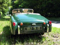 TRIUMPH TR3 (Photo 4)
