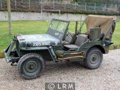 JEEP WILLYS MB (Photo 2)