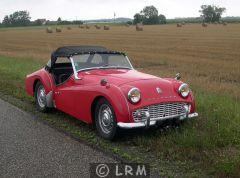 TRIUMPH TR3 A (Photo 1)