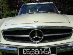 MERCEDES Pagode 250 SL (Photo 3)
