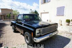 CHEVROLET Pickup C10 Stepside (Photo 1)