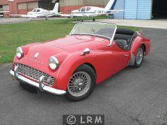TRIUMPH TR 3 (Photo 1)