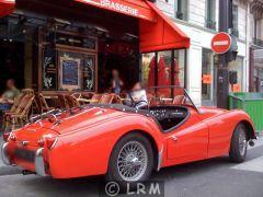 TRIUMPH TR 3 (Photo 2)