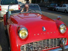 TRIUMPH TR 3 (Photo 4)