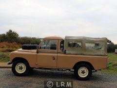LAND ROVER 109 Pick Up (Photo 4)