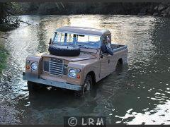 LAND ROVER 109 Pick Up (Photo 5)