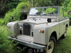 LAND ROVER 88 serie II (Photo 1)