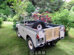 LAND ROVER 88 serie II (Photo 3)