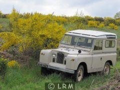LAND ROVER 88 serie II (Photo 5)