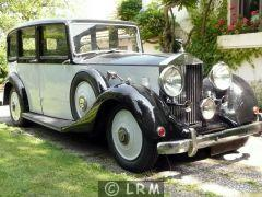 ROLLS ROYCE 25/30 HP  Limousine (Photo 1)