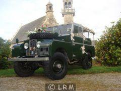LAND ROVER 86 serie 1 (Photo 1)