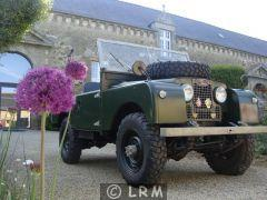 LAND ROVER 86 serie 1 (Photo 2)