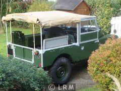 LAND ROVER 86 serie 1 (Photo 3)