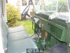 LAND ROVER 86 serie 1 (Photo 4)