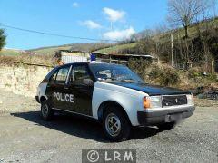 RENAULT 14 TS Police (Photo 1)