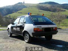 RENAULT 14 TS Police (Photo 2)
