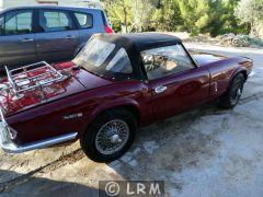 TRIUMPH Spitfire MK4 (Photo 2)