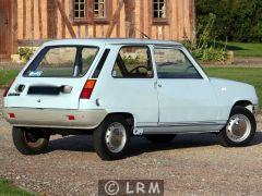 RENAULT 5 TL (Photo 2)