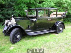 ROLLS ROYCE Twenty (Photo 1)