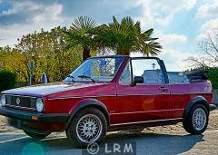 VOLKSWAGEN Golf Cabriolet (Photo 1)