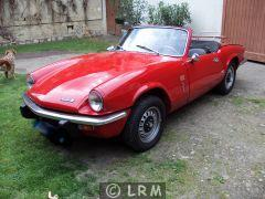 TRIUMPH Spitfire MK 4 (Photo 1)