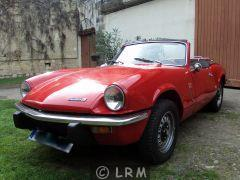 TRIUMPH Spitfire MK 4 (Photo 3)