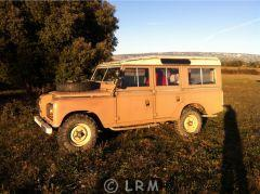 LAND ROVER 109 SW SIII Diesel (Photo 1)